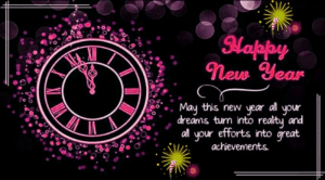 everyone will try to celebrate new year day with their dear ones also we send advance happy new year 2019 wishes to our friends and family through social
