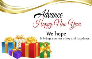 advance happy new year 2019 images