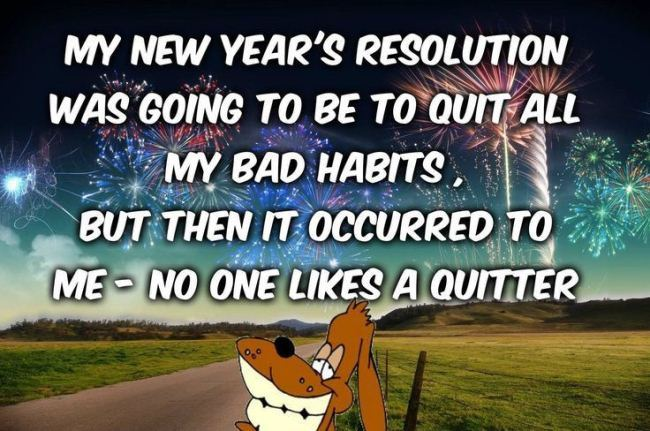 Happy New Year 2020 Quotes Funny Images HD {✅Best ...