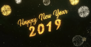 ✅Happy New Year 2019 Wallpaper free - {Download*} Best Collections🎊