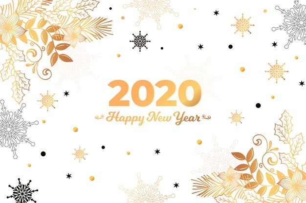 Advance New Year 2020 Images