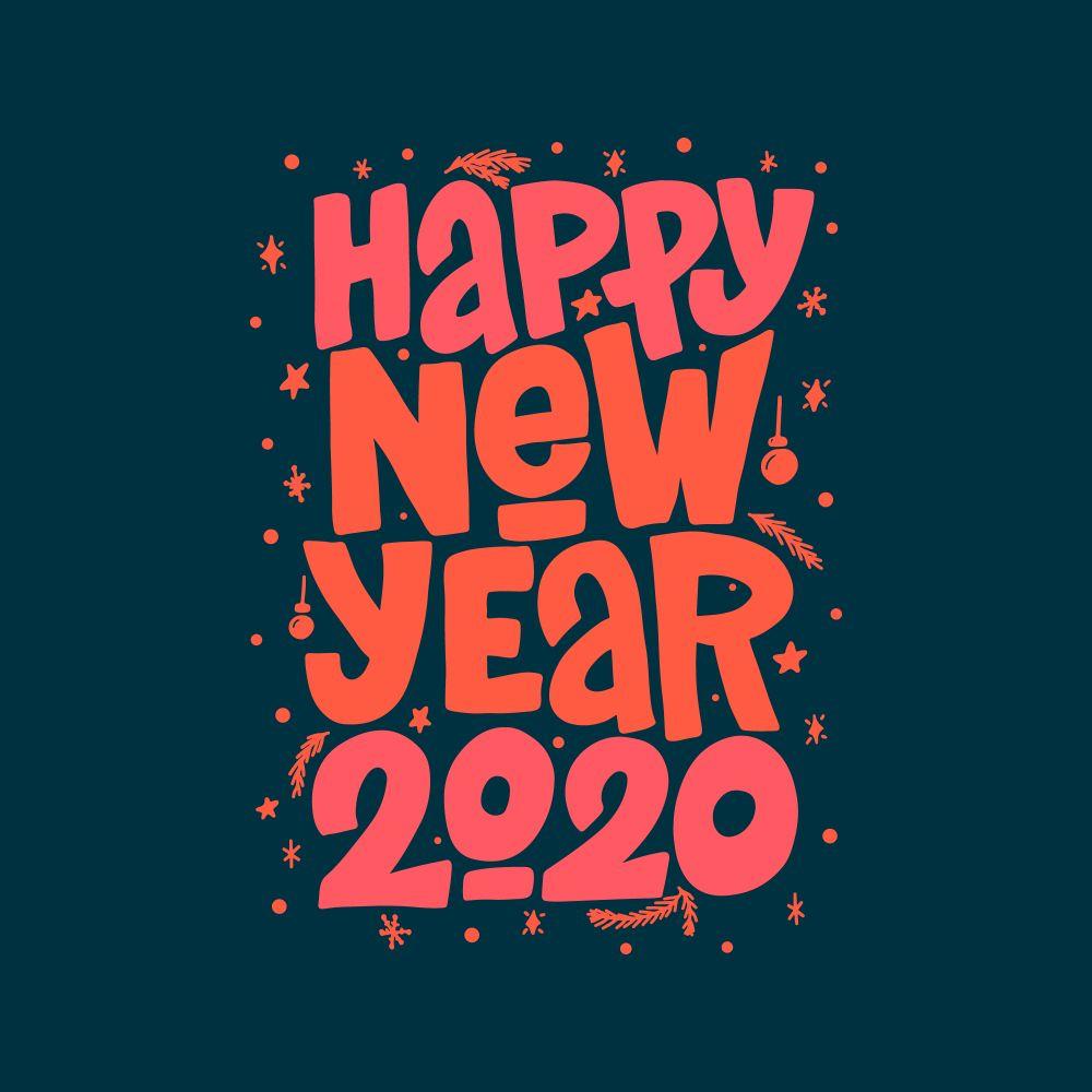 happy new year 2020 full hd photos