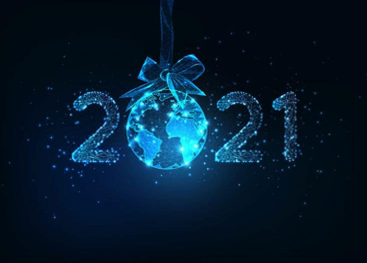 Happy New Year 2021 Images HD, Pictures, Wallpaper & GIF